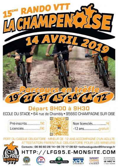 La Champenoise 2019